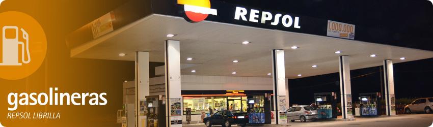 Gasolineras y lavadero for Repsol oficinas